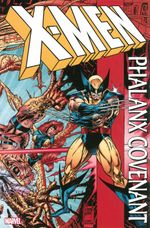 Couverture X-Men: Phalanx Covenant