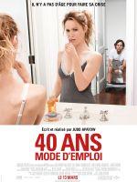 Affiche 40 ans : Mode d'emploi