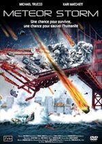 Affiche Tempête de météorites