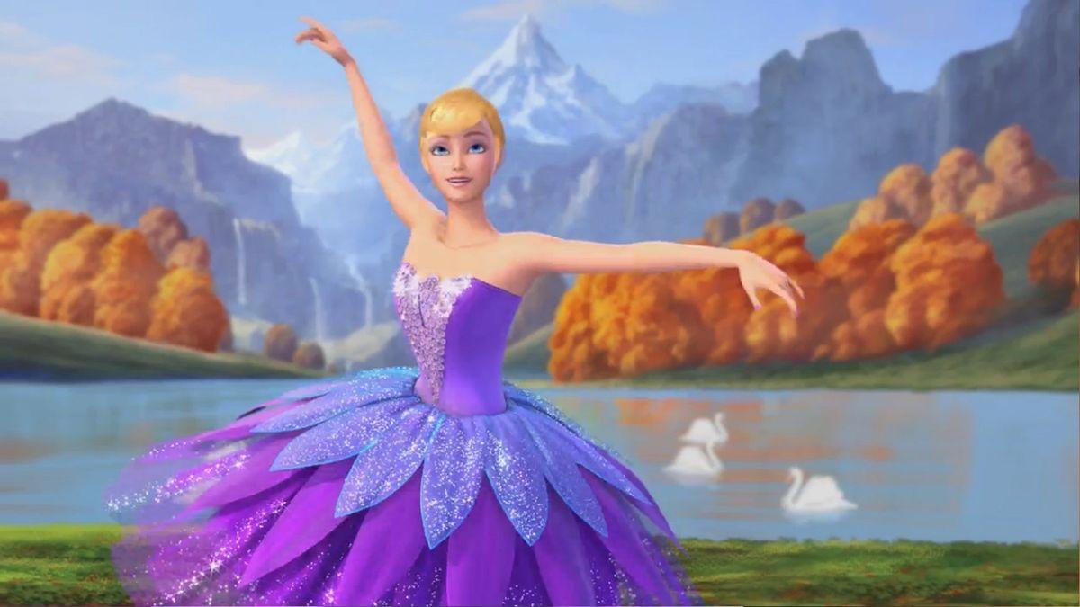 Barbie r ve de danseuse toile long m trage d 39 animation 2013 - Barbi danseuse etoile ...