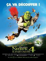 Affiche Shrek 4 : Il était une fin