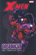 Couverture X-Men: Onslaught - The Complete Epic, tome 1