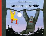 Couverture Anna et le Gorille