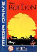Jaquette Le Roi lion