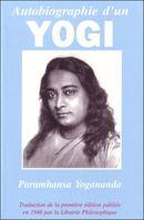 Couverture Autobiographie d'un yogi