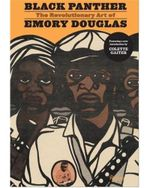 Couverture Black panthers : the revolutionary art of Emory Douglas