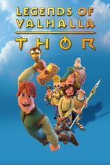 Affiche Thor et les légendes du Valhalla
