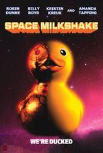 Affiche Space Milkshake