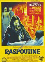 Affiche Raspoutine