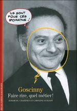 Couverture Goscinny