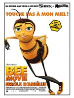 Affiche Bee Movie, drôle d'abeille