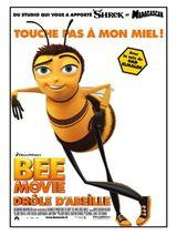 Affiche Bee Movie : Drôle d'abeille