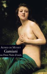 Couverture Gamiani ou Deux nuits d'excès