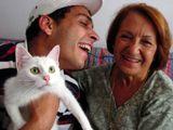 Affiche Les Wanted Brothers : Le Chat d'la grand mère d'Abdel Krim
