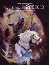 Couverture Vercingétorix - La guerre des Gaules, Livre 2