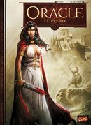 Couverture La Pythie - Oracle, tome 1