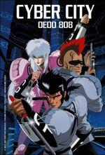 Affiche Cyber City Oedo 808