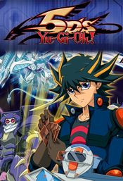 Affiche Yu-Gi-Oh! 5D's
