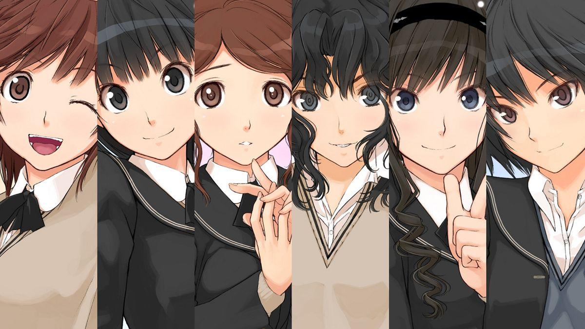 Avis sur la série Amagami SS (2010) - Hibiki wins par Skidda