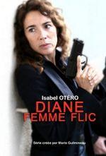 Affiche Diane, femme flic