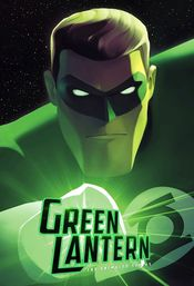 Affiche Green Lantern: The Animated Series