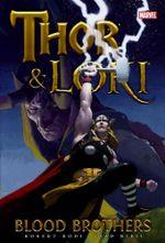 Affiche Thor & Loki : Blood Brothers