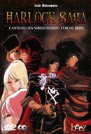 Affiche Harlock Saga : L'Anneau des Nibelunghen