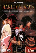 Affiche Harlock Saga, L'Anneau des Nibelunghen