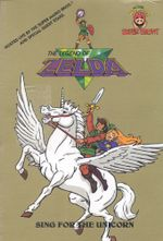 Affiche The Legend of Zelda
