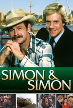 Affiche Simon & Simon