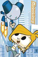 Affiche Robotboy