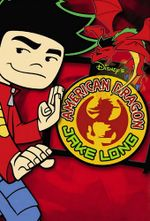 Affiche American Dragon : Jake Long