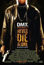 Affiche Never Die Alone