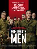 Affiche Monuments Men