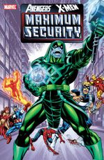 Couverture Avengers/X-Men: Maximum Security
