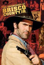 Affiche Les aventures de Brisco County Jr