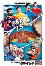 Affiche Comic Book Men
