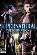Affiche Supernatural the Animation