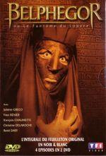 Affiche Belphégor ou le Fantôme du Louvre