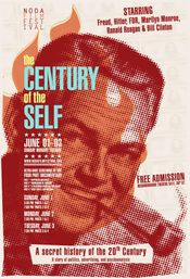 Affiche The Century of the Self