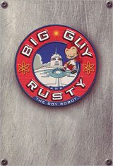 Affiche Big Guy and Rusty the Boy Robot