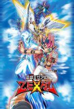 Affiche Yu-Gi-Oh! Zexal