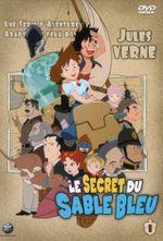 Affiche Le Secret du Sable Bleu