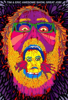 Affiche Tim and Eric Awesome Show, Great Job!