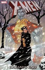 Couverture X-Men: Dream's End