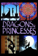 Affiche Dragons et Princesses