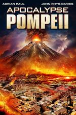 Affiche Apocalypse Pompeii