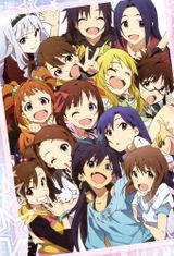 Affiche The Idolmaster: Live for You!