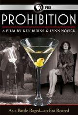 Affiche Prohibition