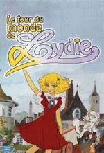 Affiche Le tour du monde de Lydie